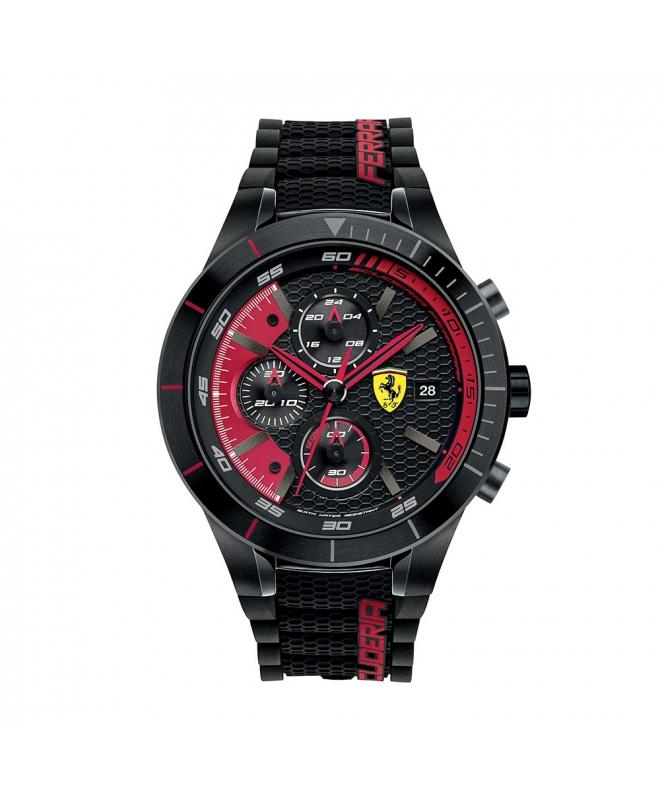 Ferrari Rereo-g-ipblk-rou-blk-s-scblk uomo FER0830260 - galleria 1