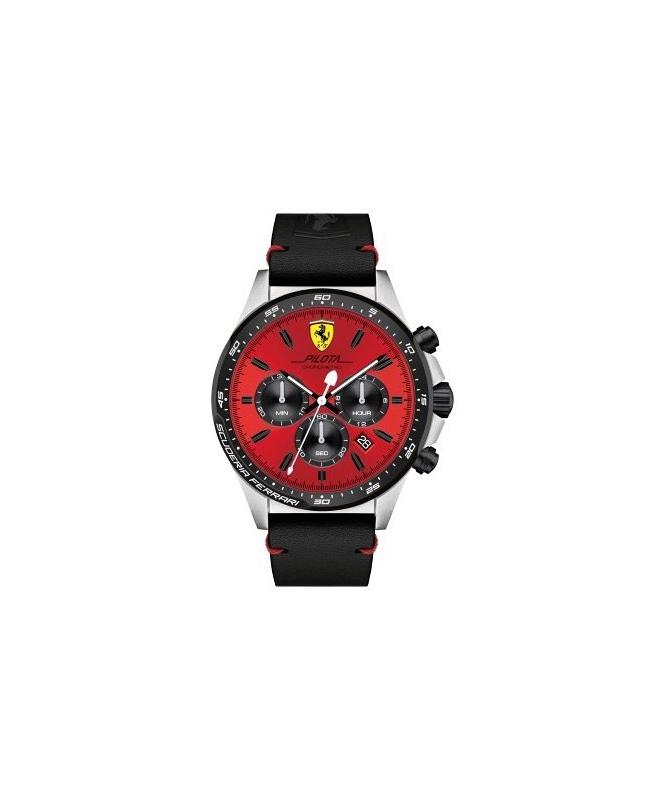 Ferrari Pilota-m-ssipblk-rou-red-s-leblk - galleria 1