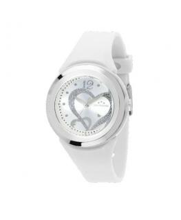 Chronostar Teenager 3h white dial white strap