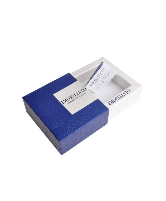 Morellato Cult an.lucido+sabbiato c/diamante 019 donna S8515019 - galleria 2