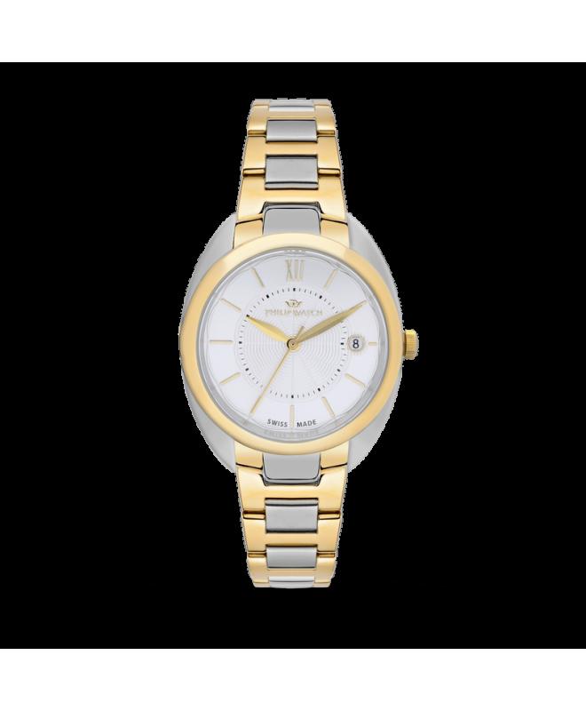 Orologio Philip Watch donna data Lady R8253493502 - galleria 1