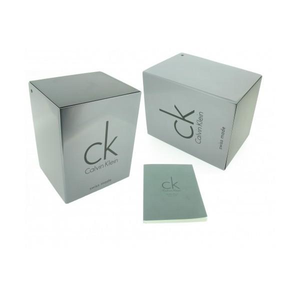 Orologio Calvin Klein uomo solo tempo Sorround uomo K3W21126 - galleria 2