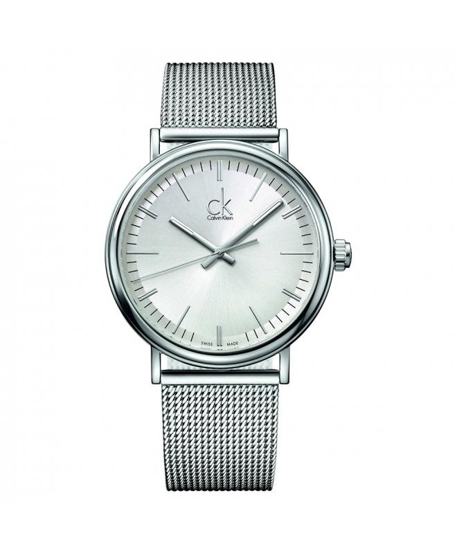 Orologio Calvin Klein uomo solo tempo Sorround uomo K3W21126 - galleria 1
