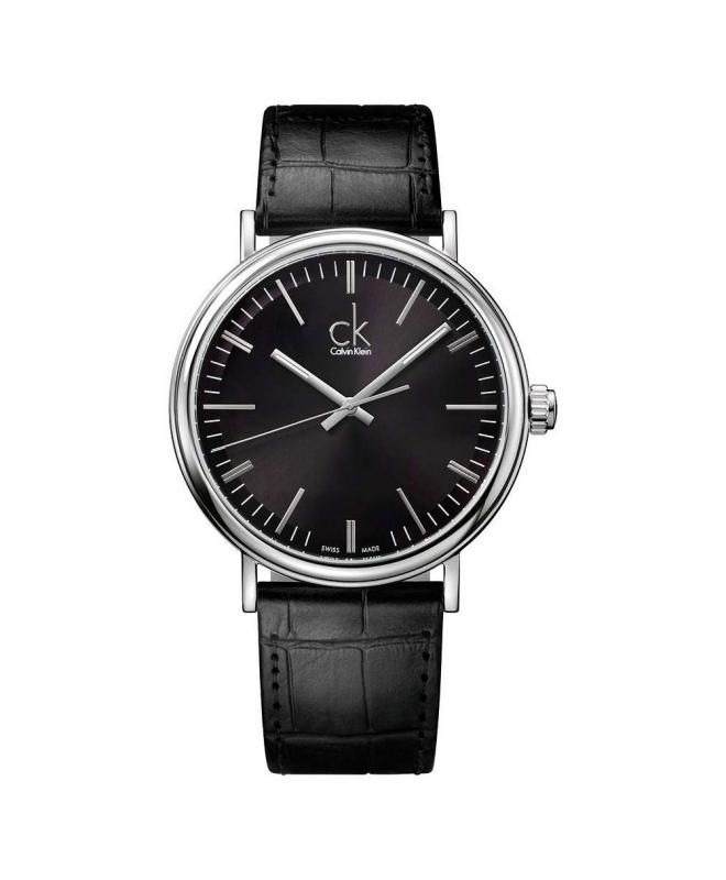 Orologio Calvin Klein uomo solo tempo Sorround uomo K3W211C1 - galleria 1