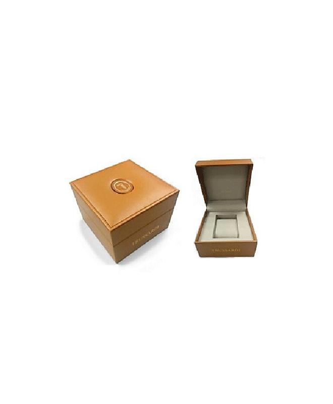 Orologio Trussardi T-fun donna acciaio dorato - galleria 2