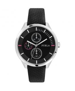 Orologio Furla donna Metropolis pelle nero R4251102519