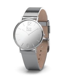 Ice-watch City sparkling - metal - silver - small
