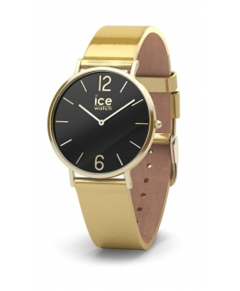 Ice-watch City sparkling - metal - gold - small -
