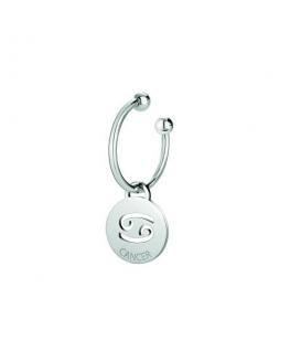 Morellato Keyholder talisman round tag w/cancer