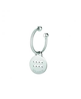 Morellato Keyholder talisman round tag w/aquarius