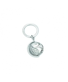 Morellato Keyholder travel earth charm