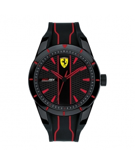 Orologio Ferrari uomo solo tempo Redrev
