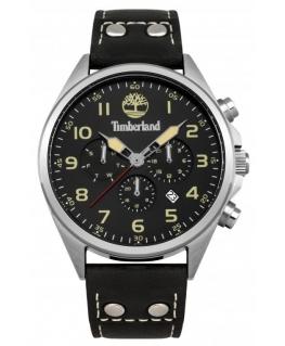 Timberland Wolcott ii multi black dial black strap