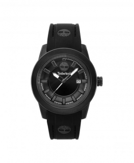 Timberland Fenway 3h black dial black silicon
