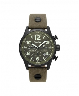 Timberland Jenness multi green dial green leather