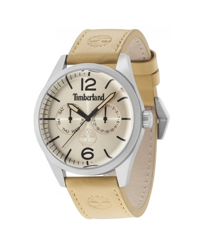 Timberland Middleton ii multi beige dial l.brw str - galleria 1