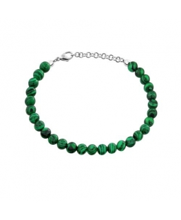 Sector Gioielli Natural br.malachite small stones