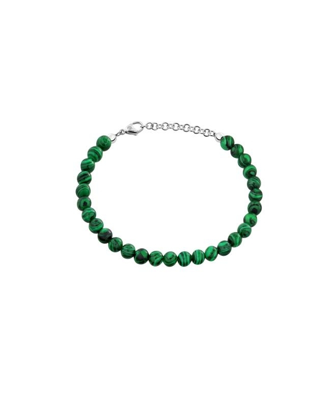 Sector Gioielli Natural br.malachite small stones - galleria 1