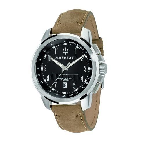 Orologio Maserati uomo data Successo uomo R8851121004