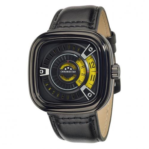 Orologio Chronostar uomo Archimede nero