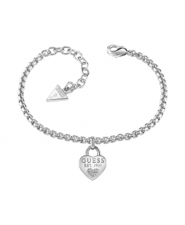 Bracciale Guess donna acciaio All about shine