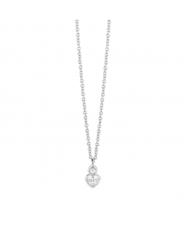 Collana Guess donna acciaio Guessy
