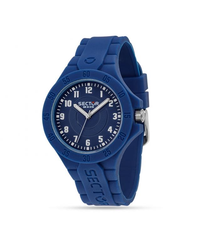 Orologio Sector Steeltouch uomo gomma blu uomo R3251586007 - galleria 1