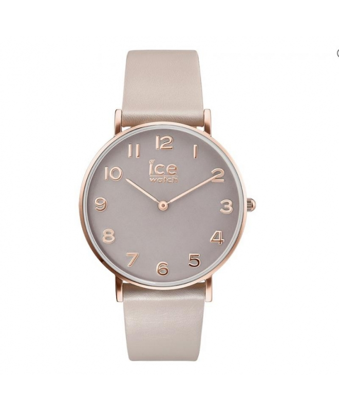 Ice-watch Ice city - taupe rose-gold - 36mm