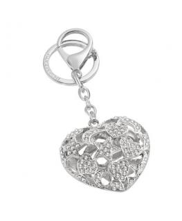 Morellato Keyholder magic heart with pp stone