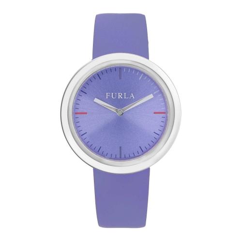 Orologio Furla Valentina donna pelle lilla R4251103511