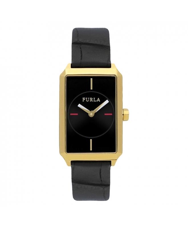 Orologio Furla Diana donna pelle nero R4251104502 - galleria 1