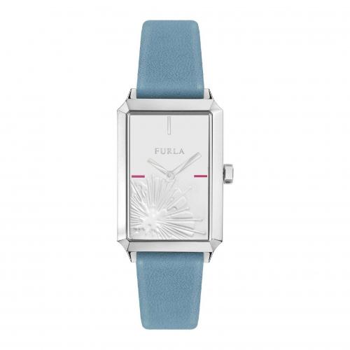 Orologio Furla Diana donna pelle azzurro R4251104507