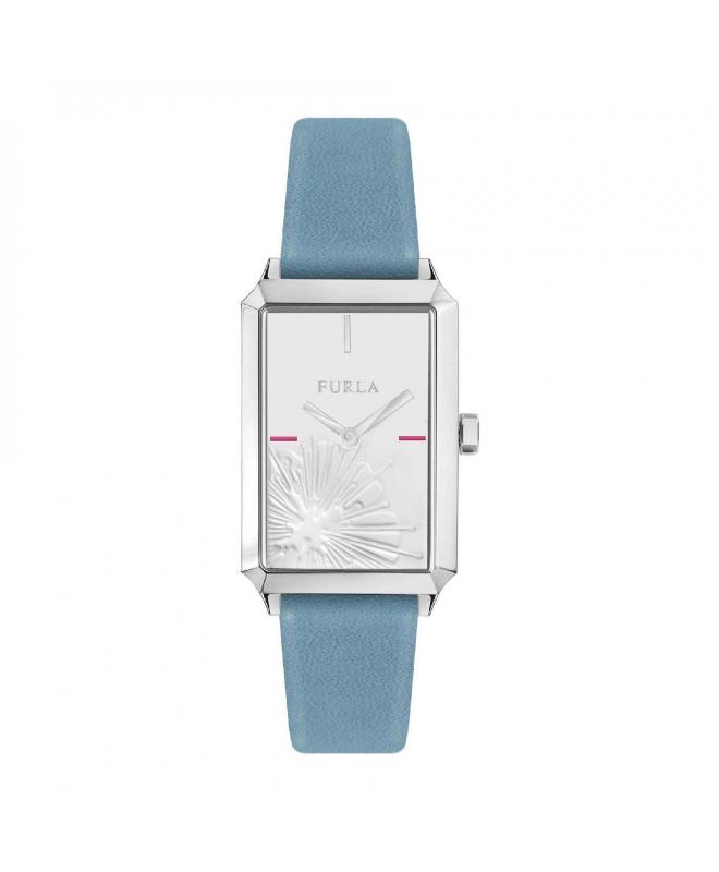 Orologio Furla Diana donna pelle azzurro R4251104507 - galleria 1