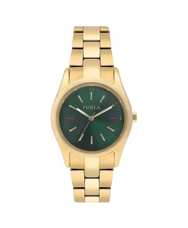 Orologio Furla Eva donna oro verde R4253101502 - galleria 1