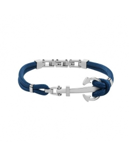 Sector Gioielli Marine br. ss anchor blue strings