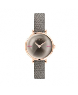 Furla Mirage 26mm 2h w/silver dial gray st