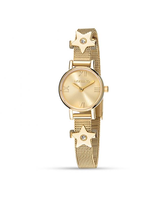 Orologio Morellato Tesori acciaio dorato - galleria 1