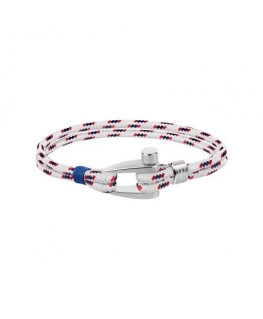 Maserati Maserati j br.blue&white&red cord 220mm