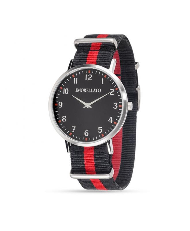 Orologio Morellato Vela uomo nero / rosso uomo R0151134005 - galleria 1