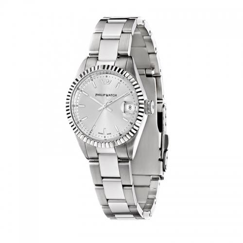 Orologio Philip Watch Caribe donna acciaio / silver