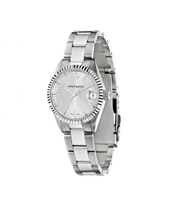Orologio Philip Watch Caribe donna acciaio / silver R8253597017 - galleria 1