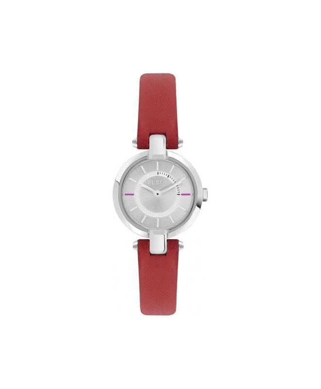 donna Orologio Furla Linda donna rosso pelle R4251106504 - galleria 1