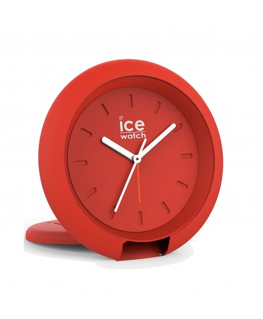 Ice-watch Travel clock - iw - red - 7,5cm