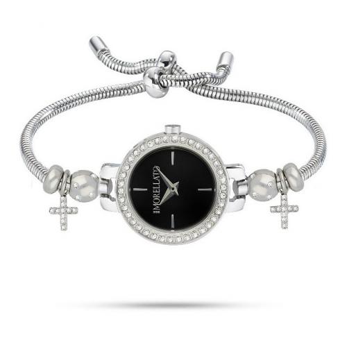 Orologio Morellato Drops donna acciaio nero donna R0153122555