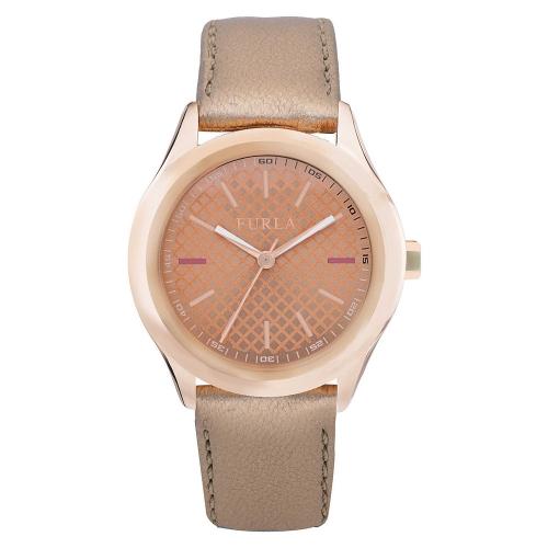 Orologio Furla Eva donna rosa metallico R4251101502