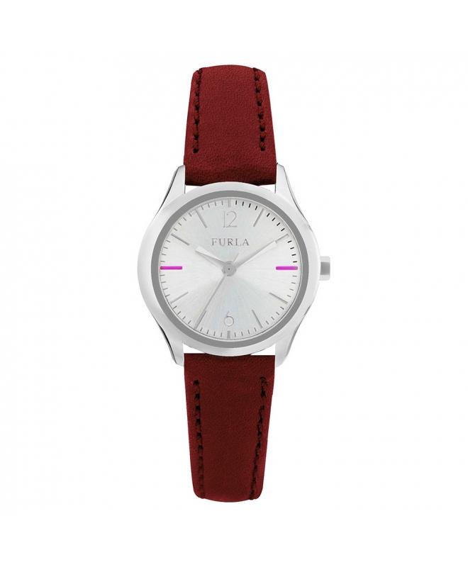 Orologio Furla Eva donna pelle rosso R4251101507 - galleria 1