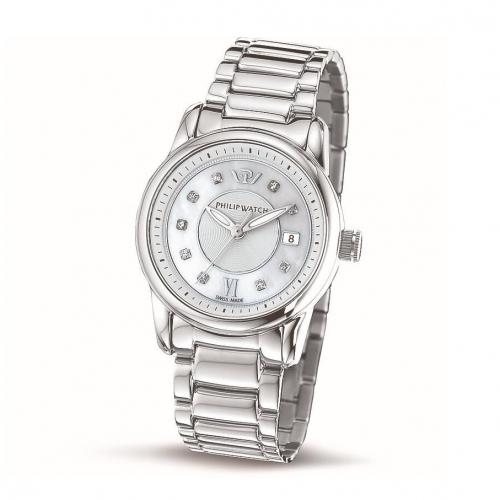 Orologio Philip Watch Kent donna diamanti R8253178505