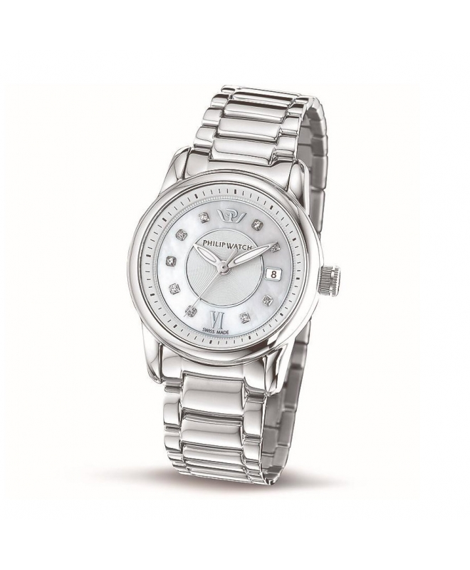 Orologio Philip Watch Kent donna diamanti R8253178505 - galleria 1