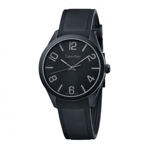 Orologio Calvin Klein Color unisex nero unisex K5E514B1