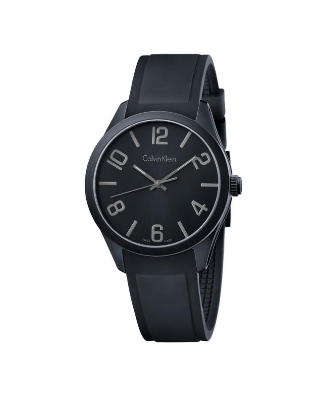Orologio Calvin Klein Color unisex nero unisex K5E514B1 - galleria 1
